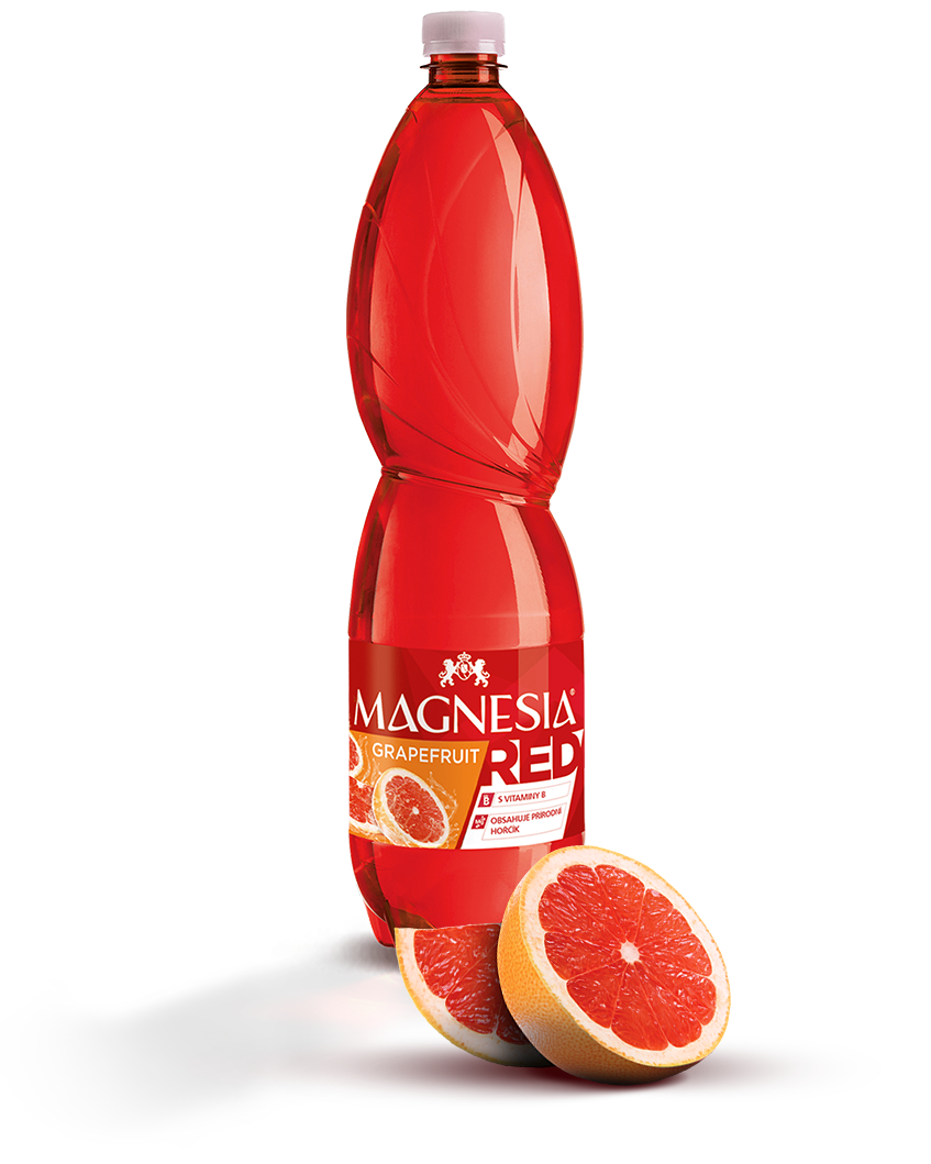 Magnesia RED Grapefruit